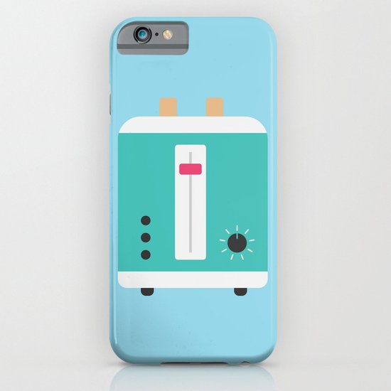 #82 Toaster iPhone & iPod Case