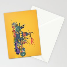 Wacky Max Stationery Cards
