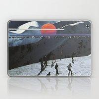 Night Skiing  Laptop & iPad Skin