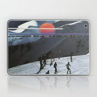 Night Skiing  Laptop & iPad Skin