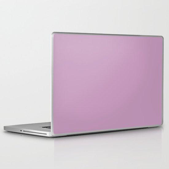 Granny's Purple Laptop & iPad Skin