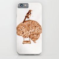 "iPhone & iPod Case featuring It's all we have - ""The brain"" by Martha ter Horst"