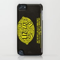 30 Rock - Liz Lemon iPod touch Slim Case