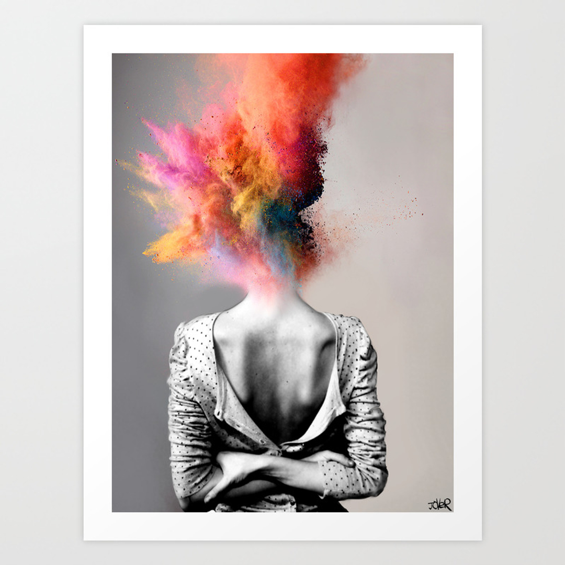 Digital Art Prints | Society6