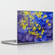 Laptop & iPad Skin featuring Abstract Fantasy Nature … by Lo Coco Agostino