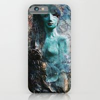 iPhone & iPod Case featuring broken identity by Jo.PinX