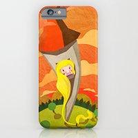 Rapunzel iPhone 6 Slim Case