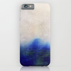 blue blur iPhone 6 Slim Case