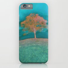 ABSTRACT - solitary tree Slim Case iPhone 6s