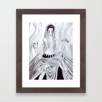 The Quiet Hunter Framed Art Print