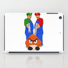 Super Bundock Bros iPad Case