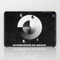 Southwest of Orion iPad Case