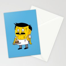 SpongeBob's Burgers Stationery Cards