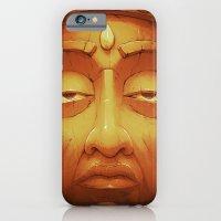 Buddha II Gold iPhone 6 Slim Case