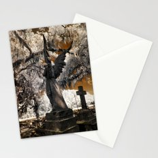 Cemetery Infrared Stationery Cards