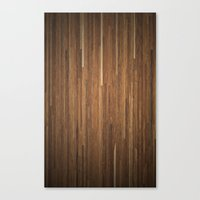 Wood #2 Canvas Print