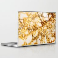 Laptop & iPad Skin featuring Marble by Patterns And Texture…