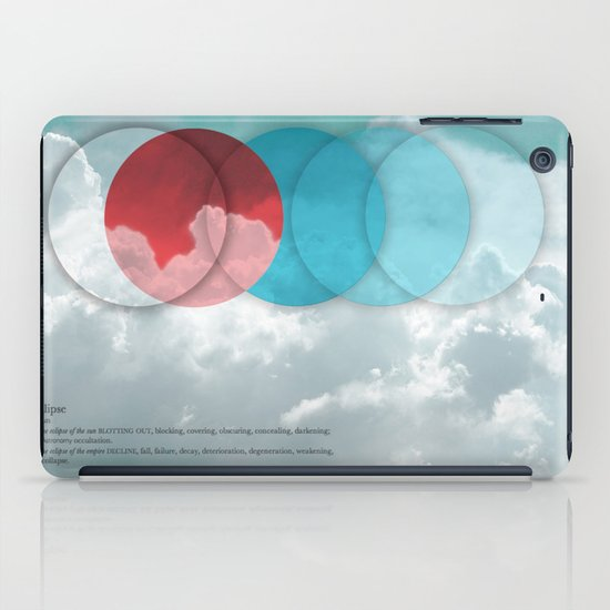 eclipse iPad Case