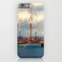 Waiting To Sail iPhone 6 Slim Case