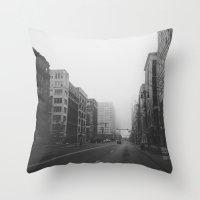 Woodward & John R...& Cl… Throw Pillow