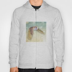 Barn Owl Labyrinth Hoody