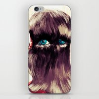 Do You Have Eyes? I Have… iPhone & iPod Skin