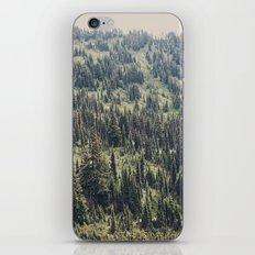 Mountain Trees iPhone & iPod Skin