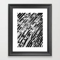 Hypno Framed Art Print