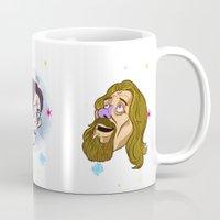 3 DUDE MOON Mug