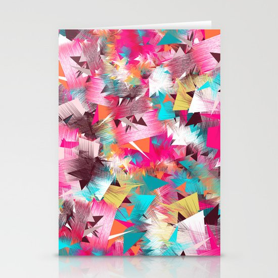 Colorful Place Stationery Card