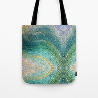 The Mermaid's Tail Tote Bag