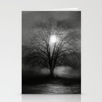 Black And White - Beauti… Stationery Cards