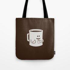 Mugged. Tote Bag