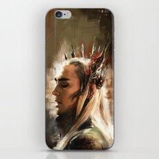 King Thranduil iPhone & iPod Skin