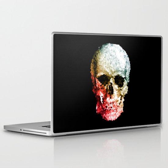 Skull Coloride Laptop & iPad Skin