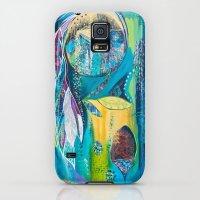 Galaxy S5 Cases featuring Dreams by Brandi Pratt