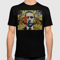 Lovecraft Mens Fitted Tee Black SMALL