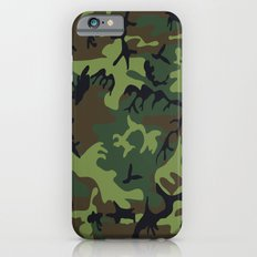 Army Camouflage Slim Case iPhone 6s