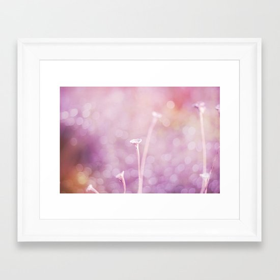 The Silent Afternoon Framed Art Print