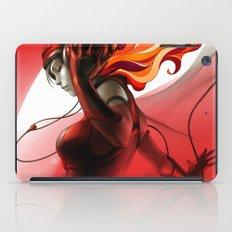 Pepper Groove iPad Case