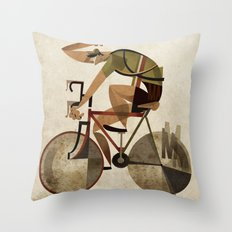 maino55 Throw Pillow