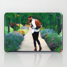 People 01 iPad Case