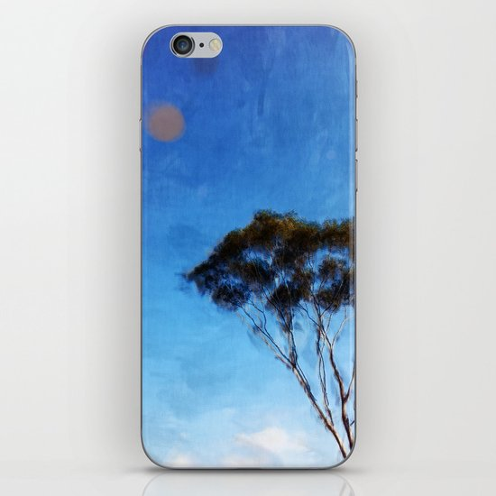 I Want to  Be a Tree iPhone & iPod Skin