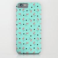 Flamingo Fever iPhone 6 Slim Case