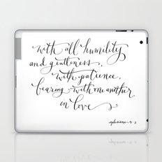 Bearing in Love Laptop & iPad Skin