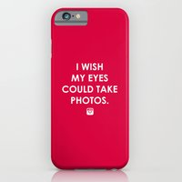Eyes Could Take Photos iPhone 6 Slim Case