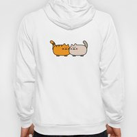Romantic Cats Hoody