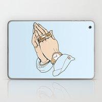 Thug Prayer Laptop & iPad Skin