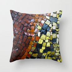 Mosaic #2 Throw Pillow