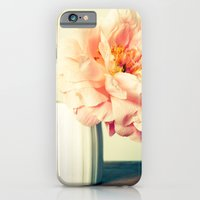 iPhone & iPod Case featuring Sitting Pretty by Hilary Upton